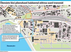 Ilemistes stacijas rajons un lidosta