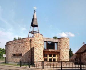 Aizputes katoļu baznīca