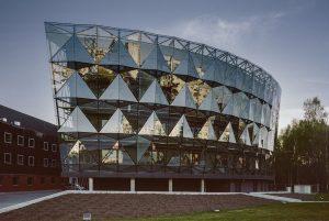 CSDD ēka Mežciemā — Arhis Arhitekti
