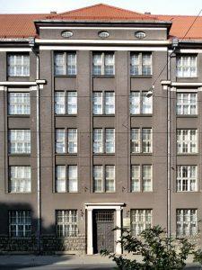 Arhitekts Indriķis Blankenburgs. Valsts arhīva piebūve, 1939. Foto: Artis Zvirgzdiņš