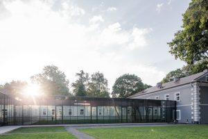 Vilnius Tech Park. Arhitekti — a2sm; Senojo miesto architektai