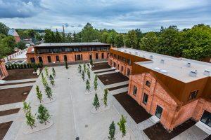Juozapaviciaus 13 kvartāls Kauņā. Arhitekti: G. Natkevicius & Co
