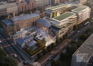 3. vieta — Zaha Hadid Architects, SUDRABA ARHITEKTŪRA, Zala Landscape Architects