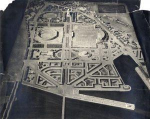 Arhitekts Fridrihs Skujiņš. Uzvaras laukuma izbūves projekts Pārdaugavā. 1939