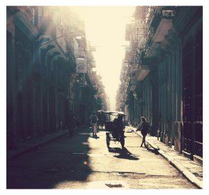 Agrs jūlija rīts, Havanna, Kuba