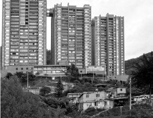Ģentrifikācija, Bogota, Kolumbija