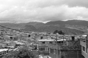 Bogota, Kolumbija