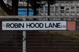 Robina Huda nozušana / The Disappearance of Robin Hood
