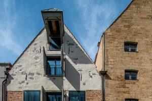 Vecpilsētas namu komplekss Miesnieku ielā 13, 15 un 17 — arhitekti: ARHIS
