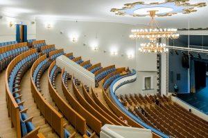 Atjaunotā VEF Kultūras pils — arhitekti: GRAF X