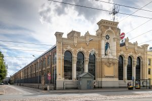 VEF ražošanas korpusa pārbūve un fasāžu restaurācija — arhitekti: ZENICO PROJEKTS