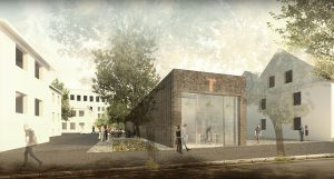 2. vieta — Alsins Architecture, Kalve Arhitekti, Fabrum