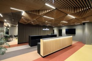 Accenture Latvija TEO birojs — Brigita Bula arhitekti