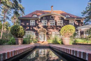 Visbijas rezidence — Vincents
