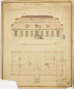 Kristofs Hāberlands (1750–1803). Ikšķiles muiža. 1792