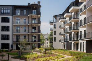 Magdelēnas kvartāla pirmā kārta — Didrihsons arhitekti
