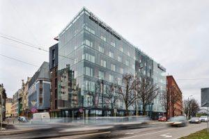 Wellton viesnīca — Palast Architekts, DR Arhitekti