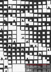 Pasaules arhitektūras dienas 2019 posteris, autore — Huda Gharandouq
