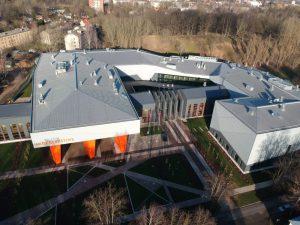 Muzeju krātuvju komplekss, Pulka iela 8, Rīga, pasūtītājs Valsts nekustamie īpašumi, būvnieks RERE Meistari 1, būvuzraudzība P.M.G.