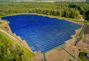 Saules kolektoru sistēmas ar siltumenerģijas akumulācijas tvertni un biomasas katlu mājas ar 3 MW jaudu būvniecība Miera iela 31A, Salaspils, pasūtītājs Salaspils Siltums, projekts Strasa Konsultanti, būvnieks FILTER, būvuzraudzība Firma L4