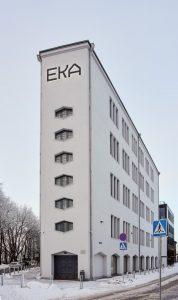 Igaunijas Mākslas akadēmija — KUU Architects. Foto: Tõnu Tunnel