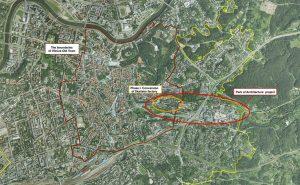Viļņas vecpilsēta un arhitektūras parks