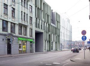Veicināšanas prēmija — XX001 — UNITED RIGA ARCHITECTS