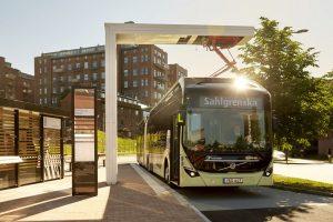 """""""ElektriCity"""". Kopš 2013. gada Gēteborgā 15 partneri īsteno projektu ar mērķi mainīt ne tikai sabiedriskā transporta, bet visas pilsētas transporta sistēmu"""
