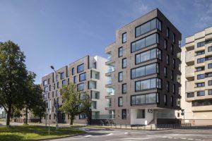 Daudzdzīvokļu ēkas Kuģu ielā 15 —Sarma & Norde Arhitekti
