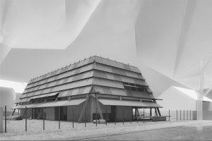Otrā vieta — AV741 — studio substrata sadarbībā ar SPOT arhitektiem