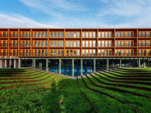 Igaunijas Drošības zinātņu akadēmijas mācību centrs un studentu mājokļi Narvā