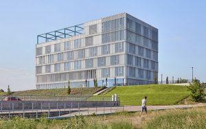 ALIA biroju ēka Kauņā — NEBRAU, 2020