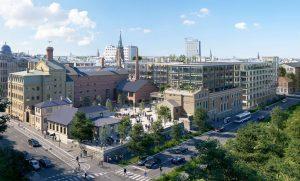 Revitalizing Kimmel Quarter — White arkitekter un ARHIS Arhitekti