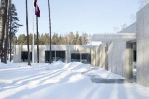 Privātmāja Jūrmalā 'House 61'. Autori: SAMPLING