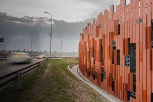 Daugavpils dizaina un mākslas vidusskola — MARK arhitekti