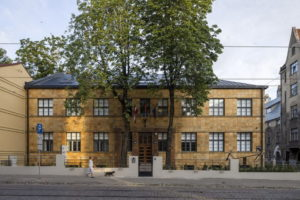 ROCHE biroja ēkas atjaunošana Miera ielā. Autori: Didrihsons