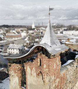 Dobeles Livonijas ordeņa pils kapelas mūru konservācija un pārbūve — KONVENTS