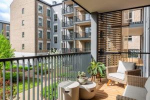 Lindenholma — dzīvojamās apbūves 1. kārta. Autori: Didrihsons arhitekti, Linia, Labie koki, IN4 Design Ideas