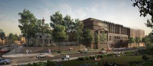 The Brewery Forest — Zaha Hadid Architects, Ramboll Sweden, Zala Landscape Architecture, Sudraba Arhitektūra