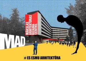 MAD arhitektūras telpa — NRJA