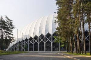 Dziesmu svētku estrāde Mežaparkā — Austra Mailīša un Jura Pogas arhitektu biroji
