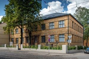 Atjaunotā Roche ēka — Didrihsons arhitekti