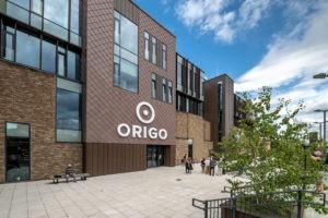 Iepirkšanās un biroju centrs Origo